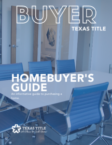 texas title buyers and sellers guide english buyer